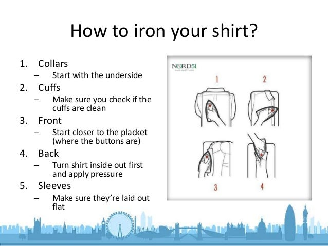 How to iron shirts: Guide for Men