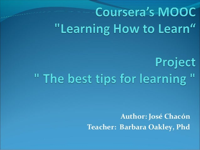 The Best Tips To Learn