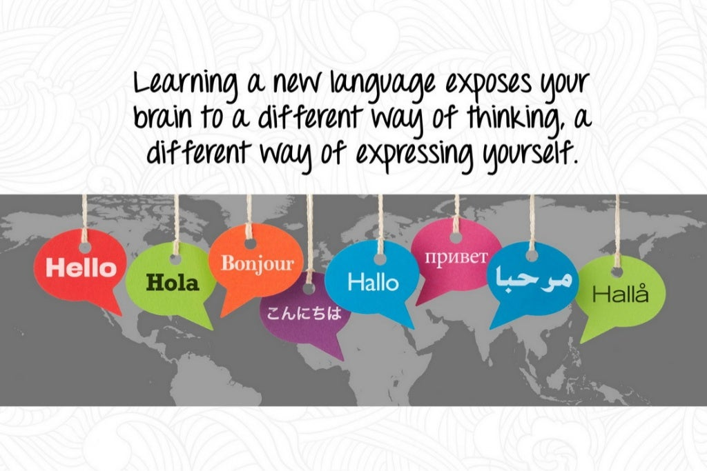 learning a new language essay our work is learning a new language something you have always hoped to achieve