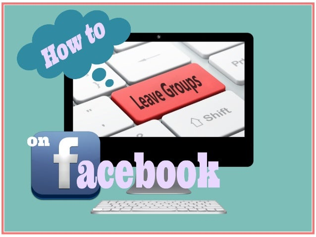 How to Leave Facebook Groups FOR GOOD! [Video transcript]