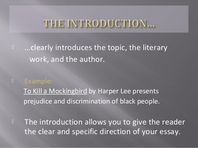 a literary analysis of the problem of injustice in to kill a mockingbird by harper lee Is a list of easy essay topics for to kill a mockingbird that you may consider  conduct an analysis of the trial scene and discuss how it relates to the rest of the story in the novel discuss the role that the family plays in the novel, with special focus.