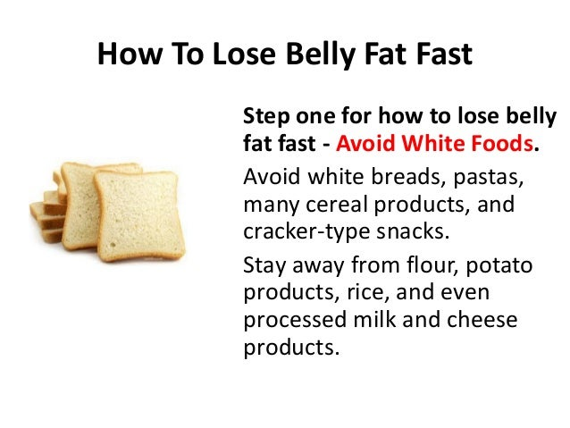 how to lose abdominal fat fast