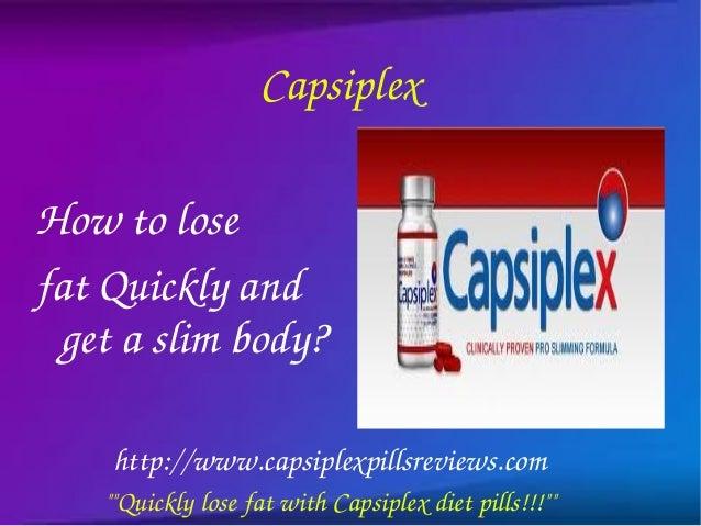 "CapsiplexHowtolosefatQuicklyand  getaslimbody?    http://www.capsiplexpillsreviews.com    """"Quicklylosefatwit..."