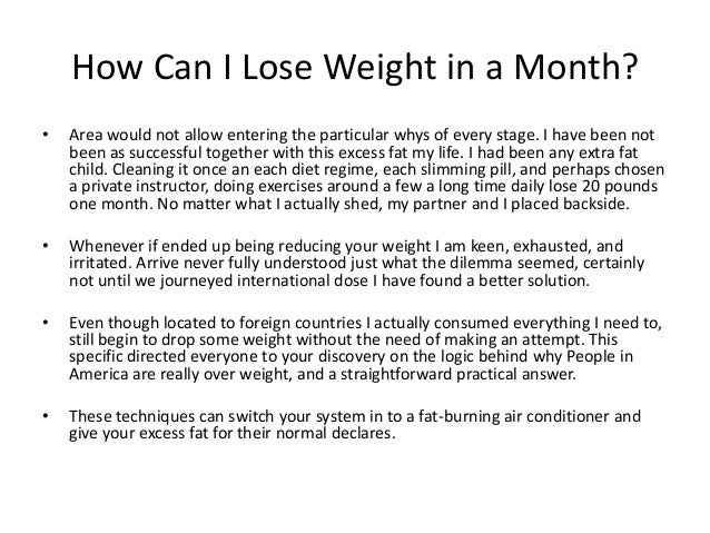 A good diet plan to lose 20 lbs in two months yatahay advertisement continue reading below how 2 lose weight fast in a month ccuart Gallery