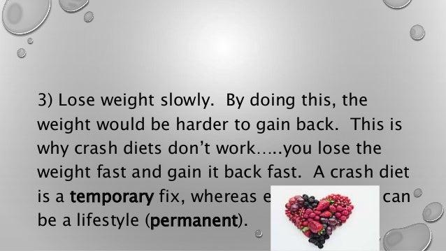 Crash Diets That Doctors Do