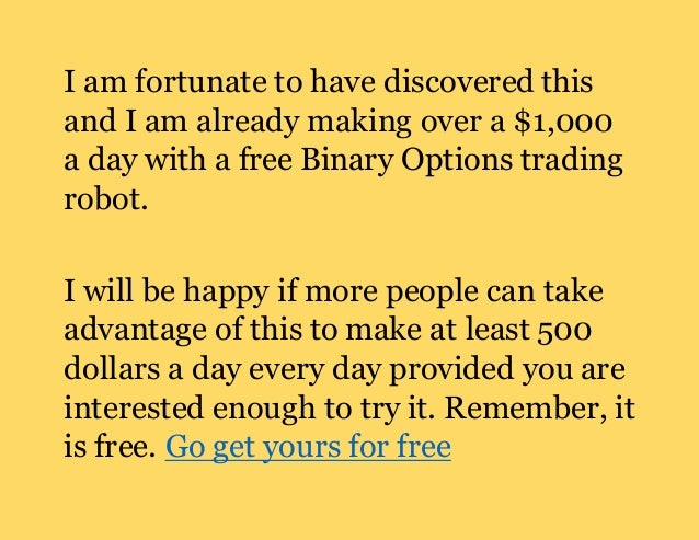 Trading options with $1000