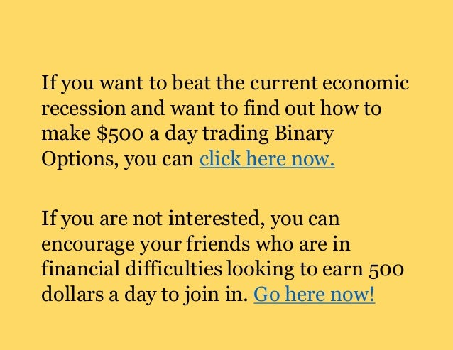 Binary options sa