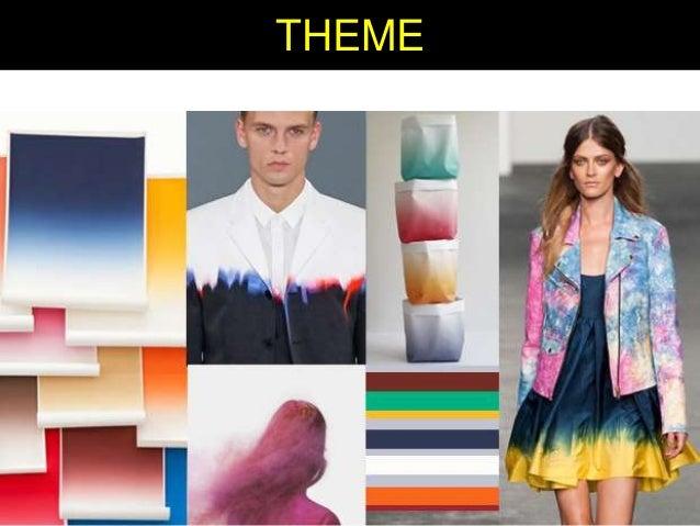 Professional Fashion Trend Board