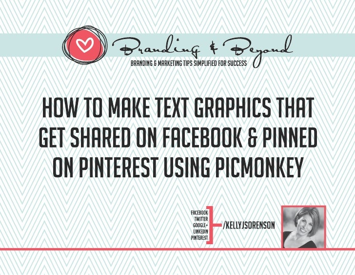 How To Make Graphics That Get You More Traffic On Facebook & Pinterest - More Pins and Shares