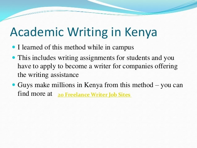 Write my assignment for money