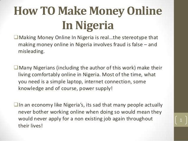 Make money online now binary options