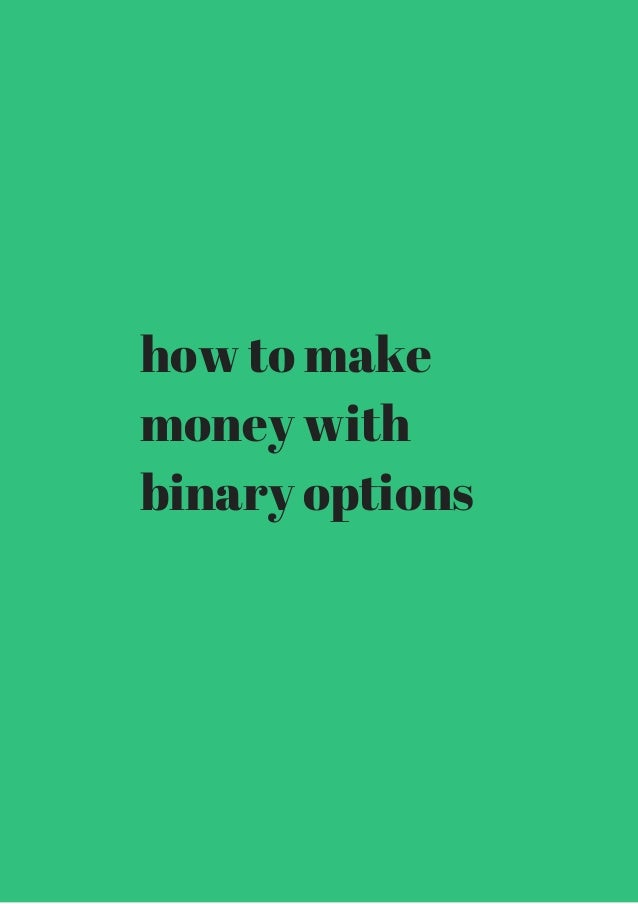 Binary option regulation usa