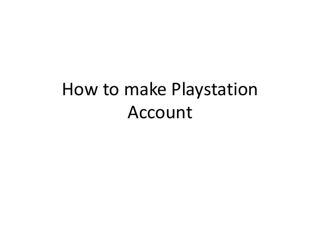 how to delete playstation accounts