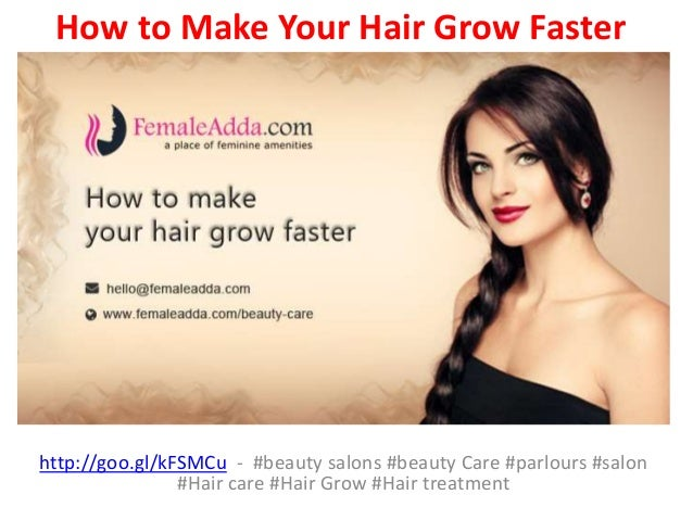 How to make your hair