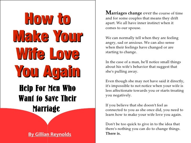 How To Find Love In Your Marriage Again