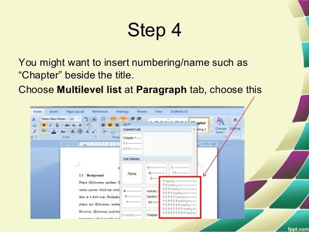 thesis page numbers in word In a multivolume dissertation, continue the page numbering sequence used in the preceding volume always begin a new volume with a new chapter.