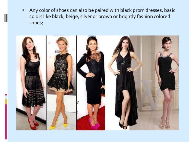 How to match black prom dresses for 2015 prom party for How to match jewelry with prom dress