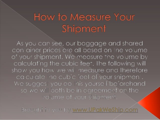 To work out the volume of anything you need to measure the length, width and height and multiply them together. For exampl...