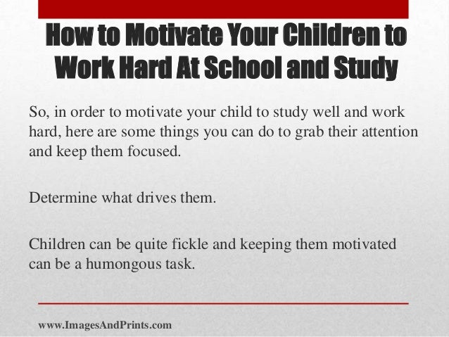 How do you find the motivation to do an essay?