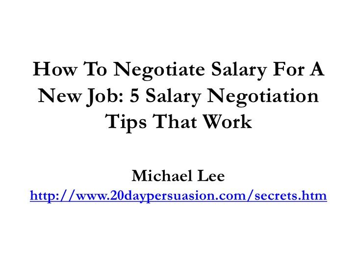 negotiating salary letter salary negotiation letter salary offer – Salary Negotiation Letter