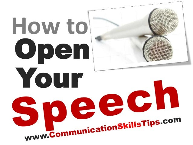 starting speeches Sometimes the hardest part about creating a eulogy speech is getting it started here are a few ideas that can help determine how to start a eulogy speech.