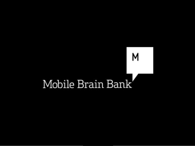 How to order apps from mobile brain bank