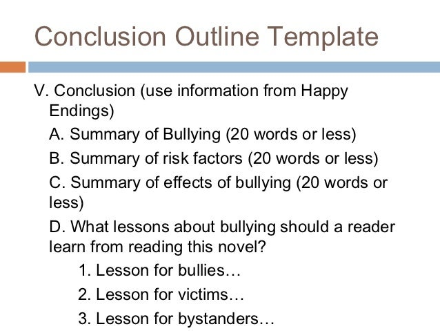 6 paragraph essay about bullying This is a sample essay written about the tragedies that have occurred as a result  of cyber bullying in the last several years, as well as how.