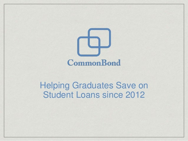 Helping Graduates Save on Student Loans since 2012