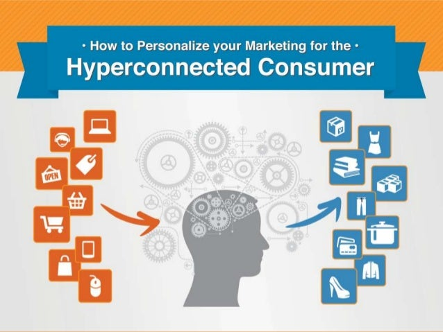 How To Personalize Your Marketing for the HyperConnected Consumer