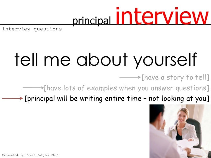Tough Interview Question: Tell me about yourself