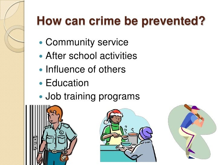 the two best ways to prevent juvenile crime Youth violence prevention programs gang abatement and violence prevention programs best practices in community crime prevention and juvenile justice.