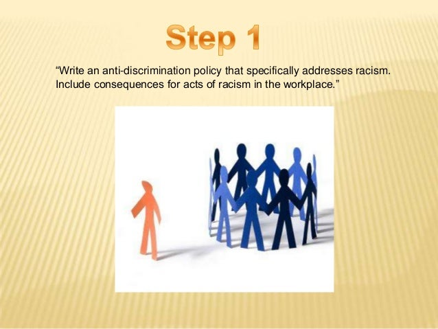 the issue of ethnic and racial discrimination in hiring employees Approximately 70 percent of americans accept that there are racism issues ethical discrimination in the employment ethnic discrimination.