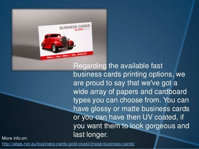 How to Print Cheap Business Cards