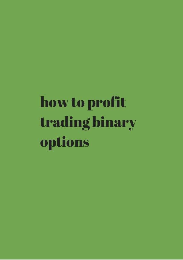 Smart Binary Options Trading - Smart Binary Options Trading