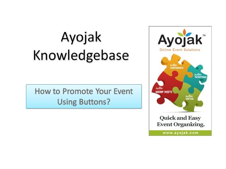 How to promote_your_event_using_buttons