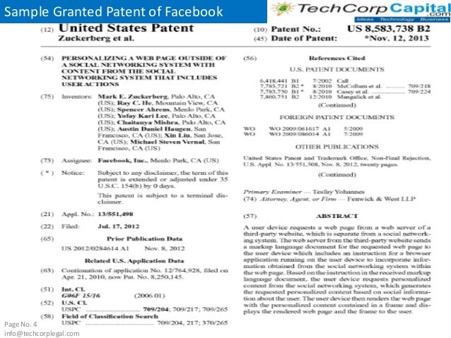Nonprovisional Utility Patent Application Filing Guide 8521925 ...
