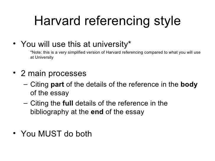 Harvard Reference Generator - FREE Referencing Tool
