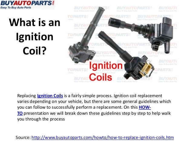 Image Gallery Ignition Coil Replacement