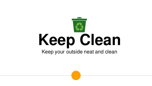 how to keep our town clean As it travels, the rainwater collects any litter it comes across along the way,   follow the tips below and help keep litter and liquid waste out of our gutters,  drains.
