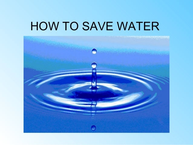 how to make water safe