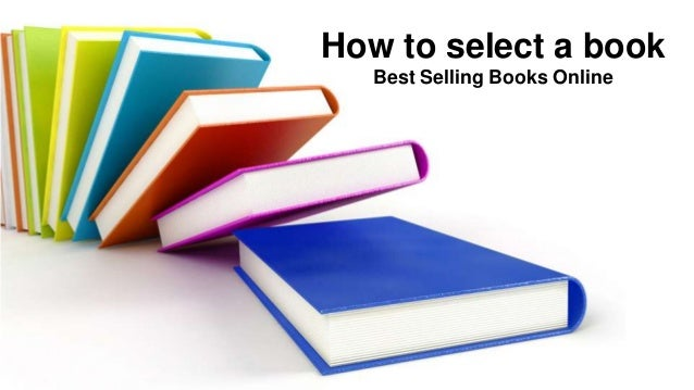 How to select a book – best selling books online