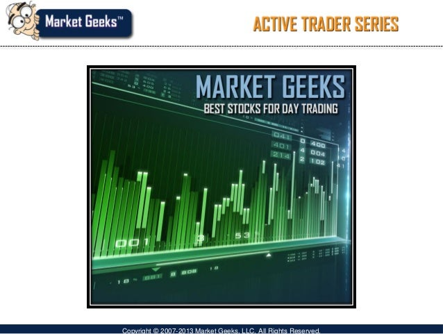 How to select the best stocks for day trading