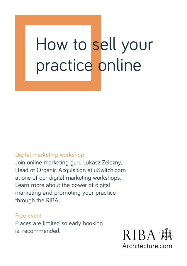 Digital marketing workshop Join online marketing guru Lukasz Zelezny, Head of Organic Acquisition at uSwitch.com at one of...
