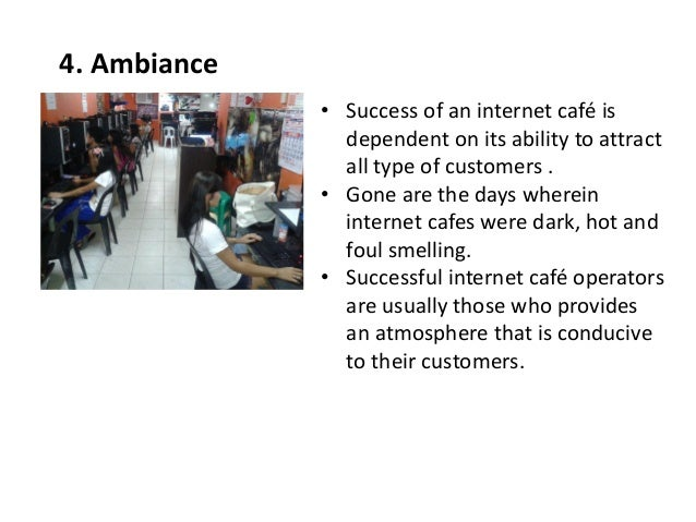 introduction on internet cafe Important things to consider when starting an internet cafe business posted on: may 21 like any business, internet cafes need good management.