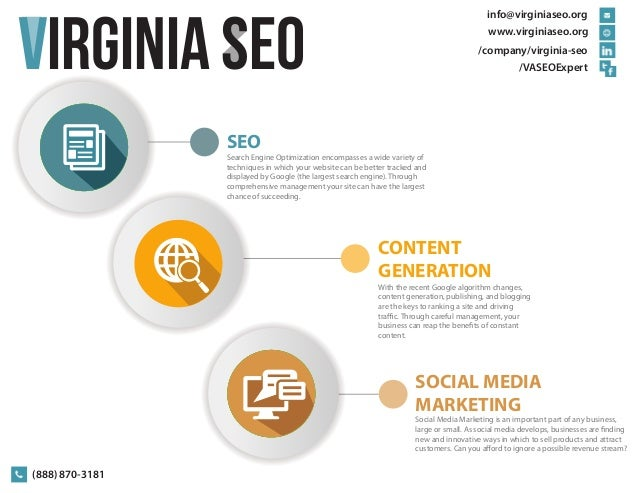 SEO  Search Engine Optimization encompasses a wide variety of  techniques in which your website can be better tracked and ...