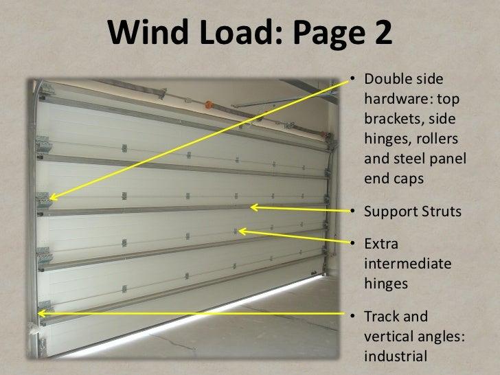 Garage Door Support Strut Ideal 174 2 Quot X 16 Ft