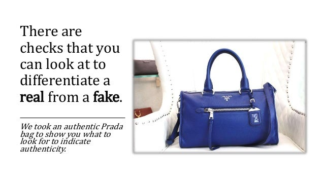 top 5 ways to spot a fake prada bag