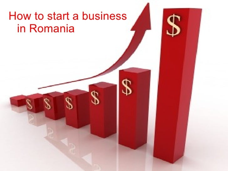 How to start a business romania