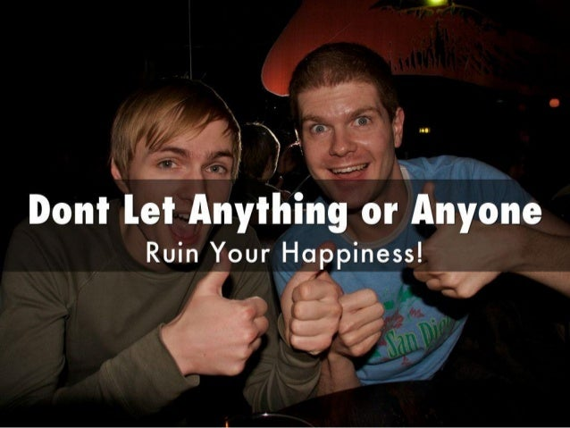A mix %Don!  lei Anyiliing or AnyoheRuin Your Happiness!