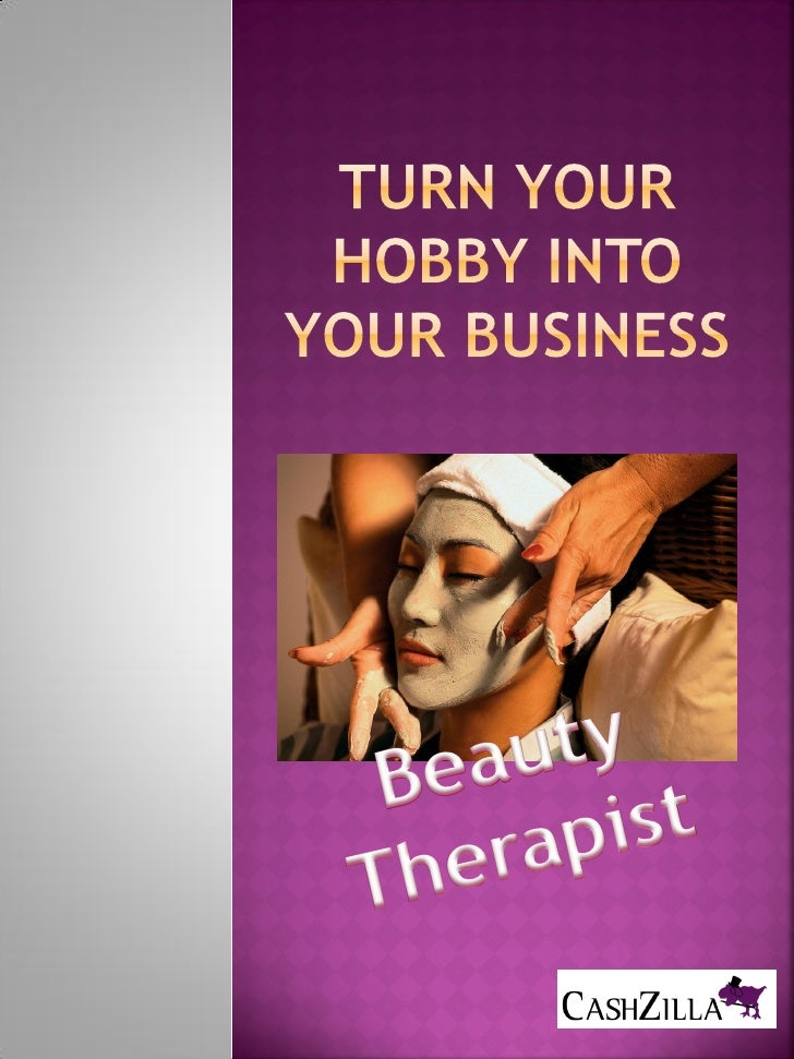 How to start your own beauty therapy business